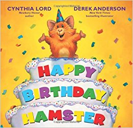 happy birthday hamster ; 51gyDqX14GL