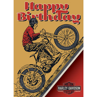 happy birthday harley davidson pictures ; harley-davidson-greeting-cards-rectangle-potrait-brown-red-motor-cycle-picture-happy-birthday-cards-harley-davidson-ace-branded-products