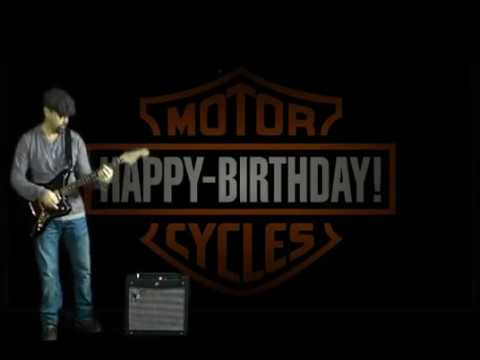 happy birthday harley davidson pictures ; hqdefault