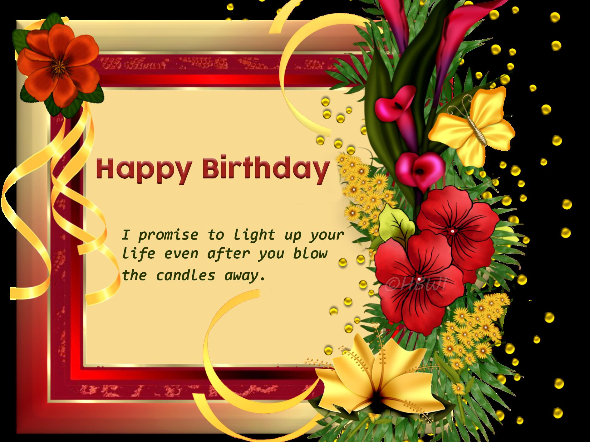 happy birthday hd images 2018 ; exclusive-Happy-birthday-wishes-cards-with-flowers