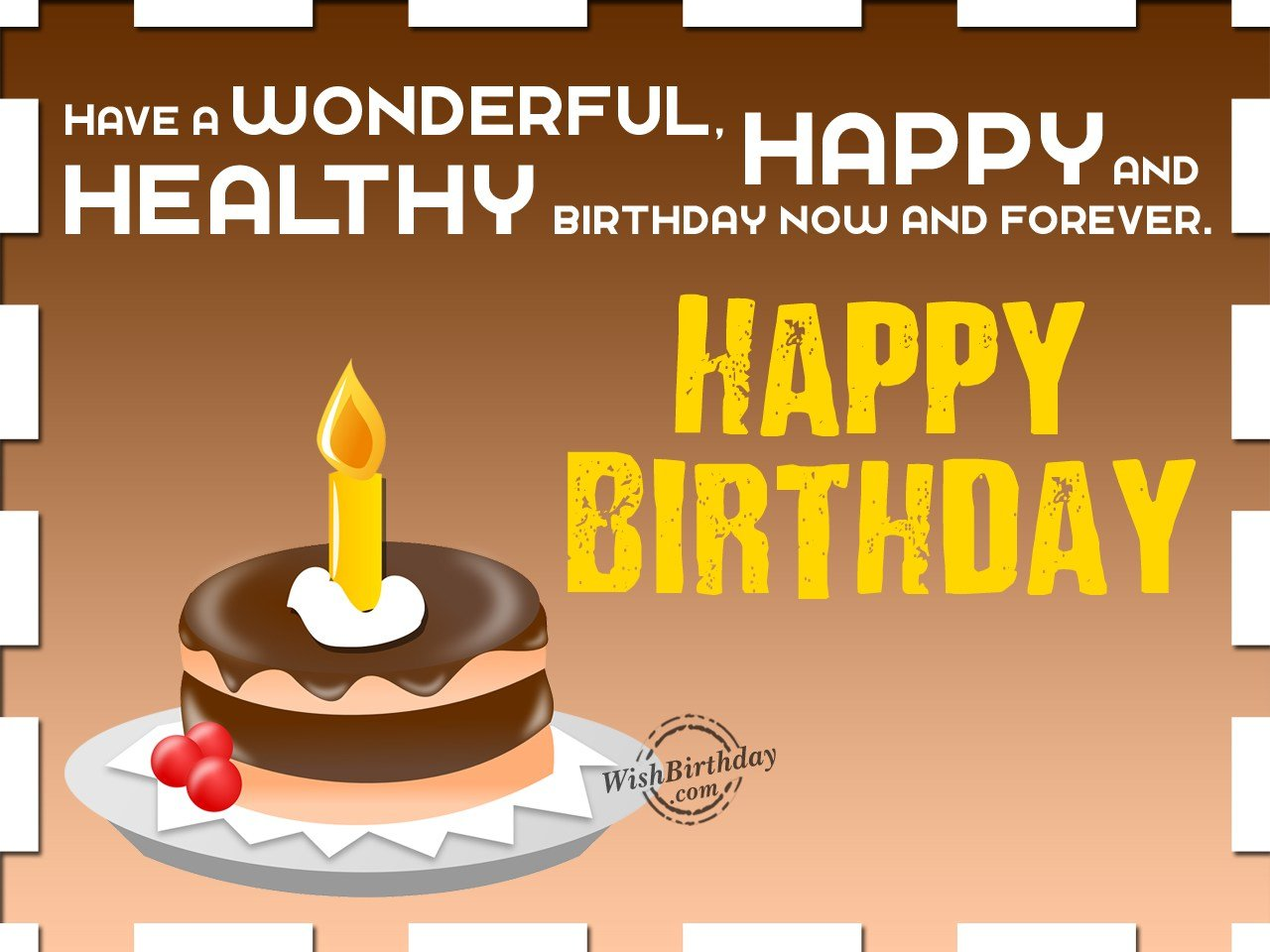 happy birthday healthy ; 1377