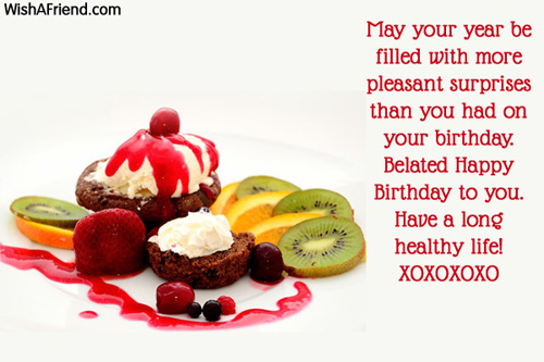 happy birthday healthy ; 2085-belated-birthday-greetings