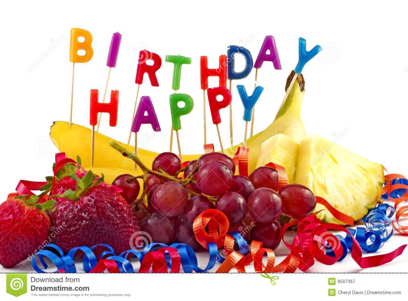 happy birthday healthy ; happy-birthday-fruit-8507367