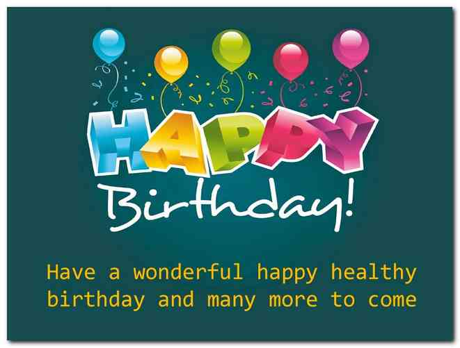 happy birthday healthy ; happy-birthday-wishes-stay-healthy