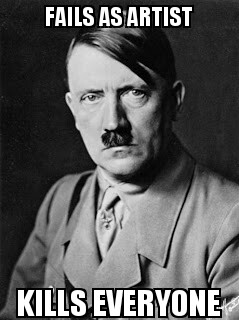 happy birthday hitler ; 105710