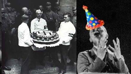 happy birthday hitler ; 7130848