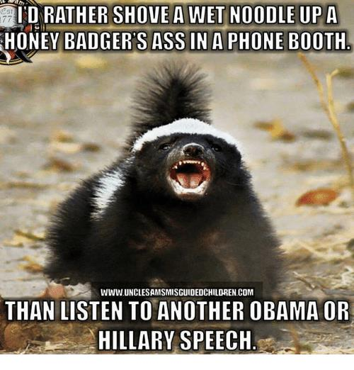 happy birthday honey badger ; honey-badger-sass-in-a-phone-booth-www-unclesamsmisguidedchildren-com-than-listen-21476837