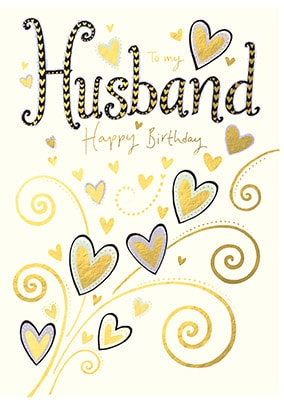 happy birthday husband clipart ; CardHS_PaperRose_BDay17_Husband_NAR303_P