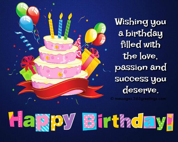 happy birthday image in ; Happy-Birthday-Wishes-messages