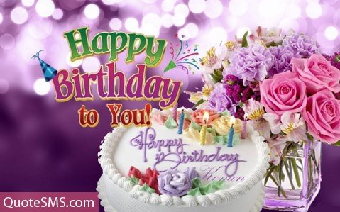 happy birthday image in ; birthday-images-with-quotes