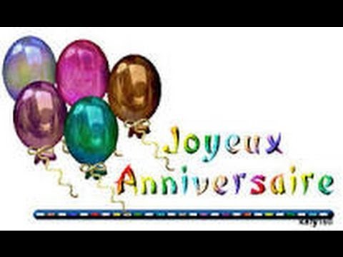 happy birthday in french lyrics ; 9c1d98a71e1f9335aa08a3a15285ded7