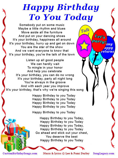 happy birthday in french lyrics ; HappyBirthdayToYouTodayLyrics2_450