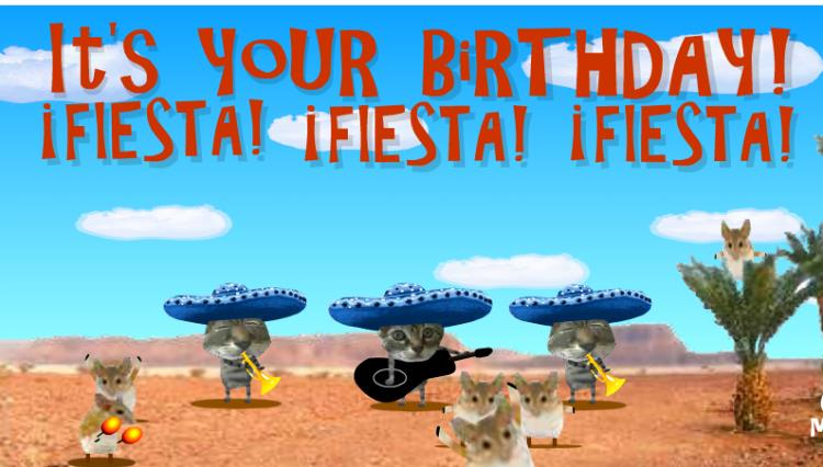 happy birthday in mexican ; CNehjgD