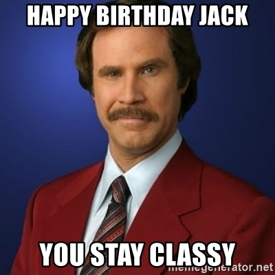 happy birthday jack meme ; 60535487