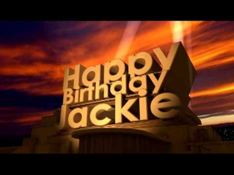 happy birthday jackie meme ; hqdefault