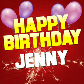 happy birthday jenny ; 268x0w