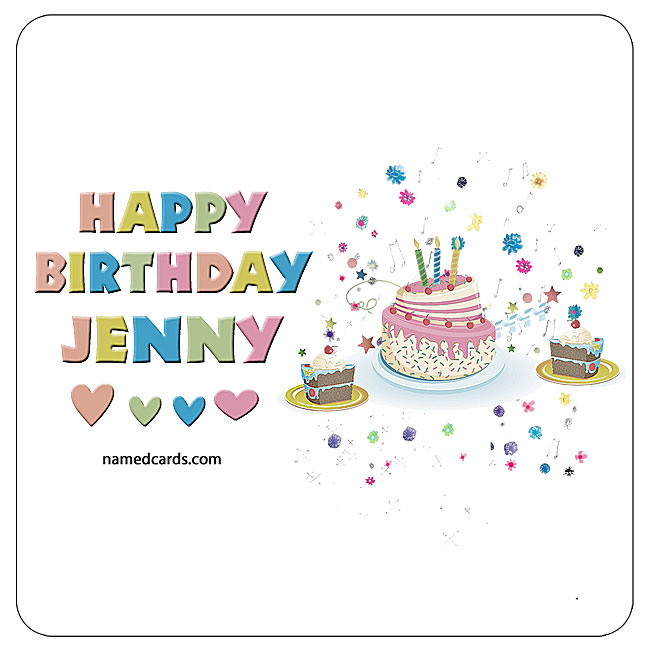 happy birthday jenny ; Happy-Birthday-Jenny-Card-For-Facebook