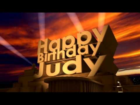 happy birthday judy images ; hqdefault