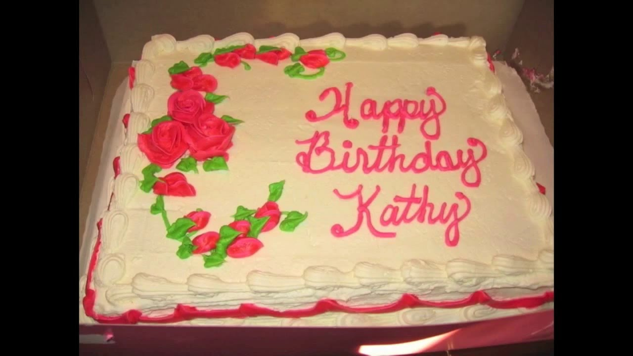 happy birthday kathy cake ; maxresdefault