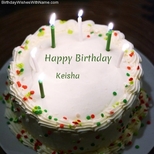 happy birthday keisha ; best-birthday-cake-hd-image-with-name-keisha