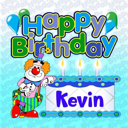 happy birthday kevin ; 61ZjlFGnm0L
