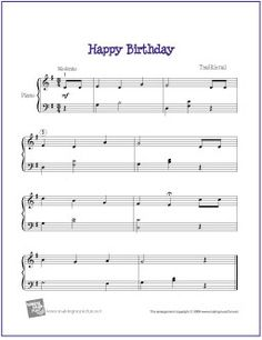 happy birthday lead sheet pdf ; 33a4c2e8224c866c41c0b2c79a1ed17f--free-printable-sheet-music-free-sheet-music