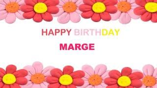 happy birthday marge ; mqdefault