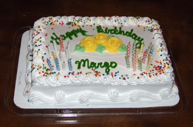 happy birthday margo ; margocake1