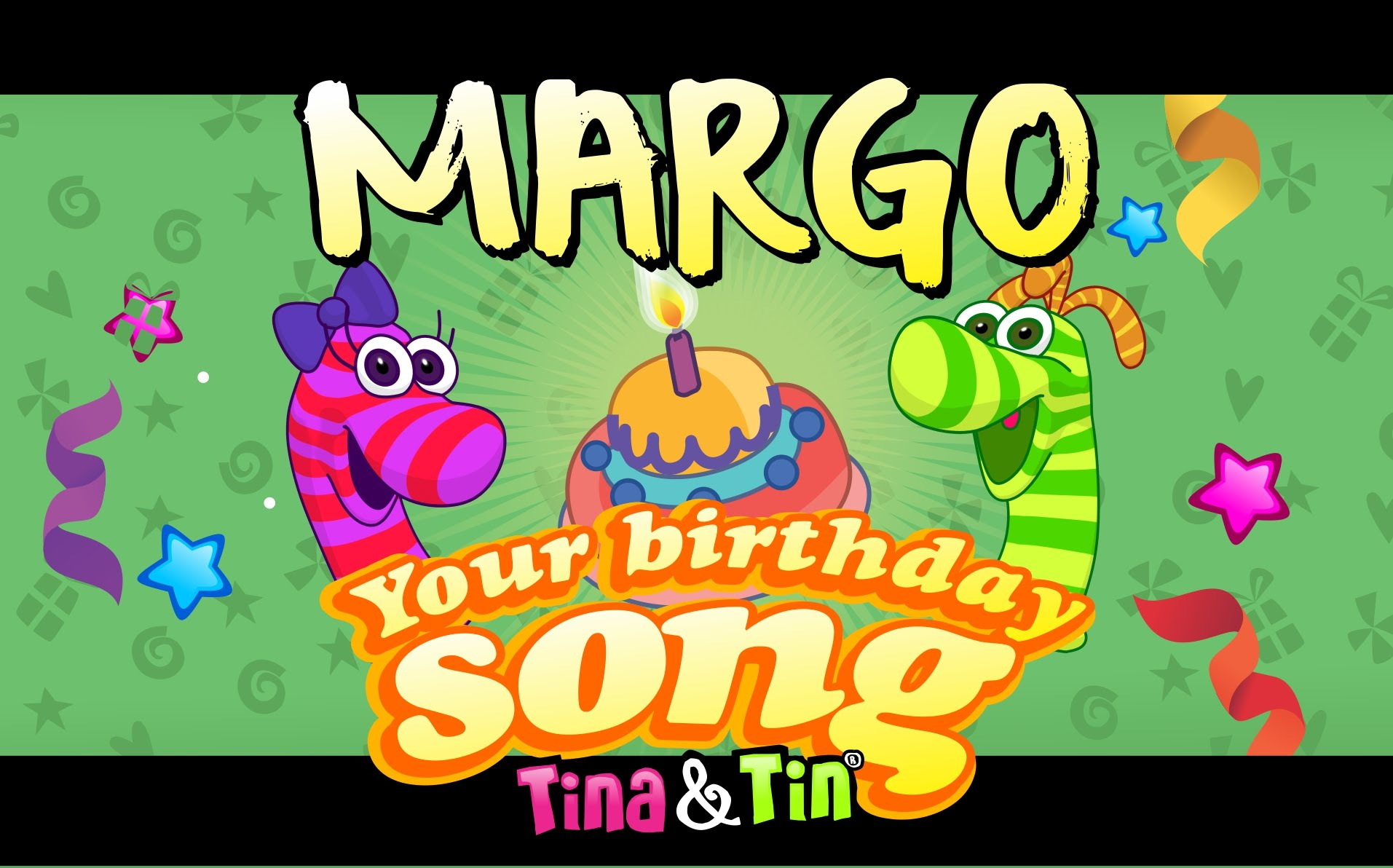 happy birthday margo ; maxresdefault