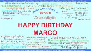 happy birthday margo ; mqdefault