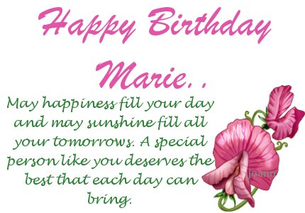 happy birthday marie images ; 2558397gs09rm4kek