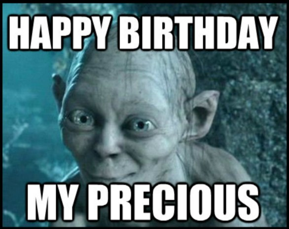 happy birthday meme for husband ; happy-birthday-my-precious-husband-meme-1