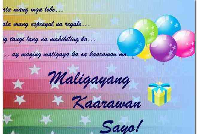 happy birthday message mother tagalog ; happy-birthday-message-for-mother-in-law-tagalog