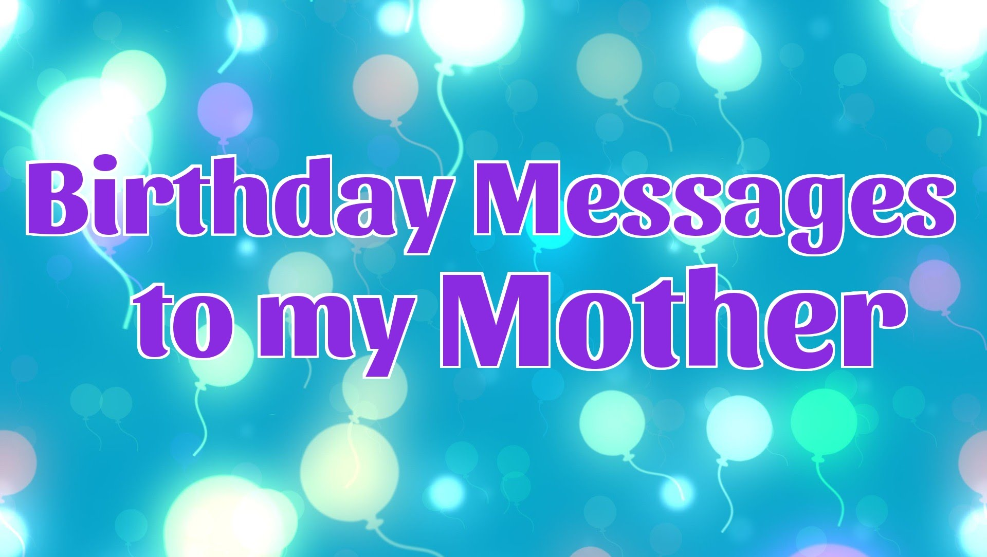 happy birthday message mother tagalog ; maxresdefault