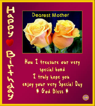 happy birthday message mother tagalog ; p7218