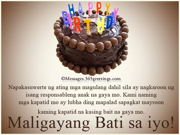 happy birthday message tagalog ; 06e251e787013eba2624de81d792019e