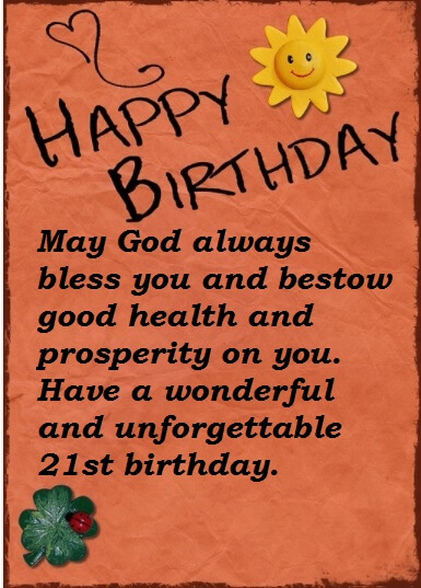 happy birthday messages and quotes ; Happy-21st-Birthday-Wishes-Quotes