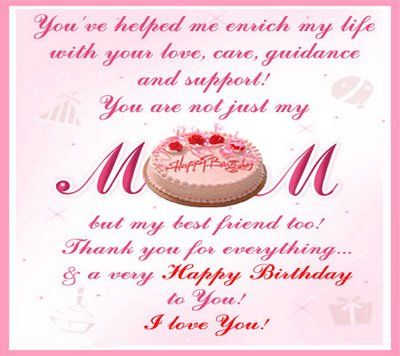 happy birthday mom card messages ; 72a64140f59077688065a56c4ffa8558