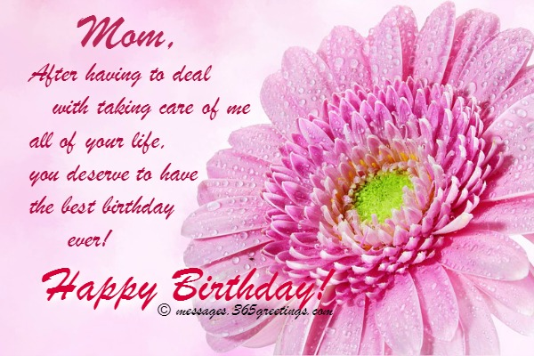 happy birthday mom card messages ; happy-birthday-wishes-for-mom