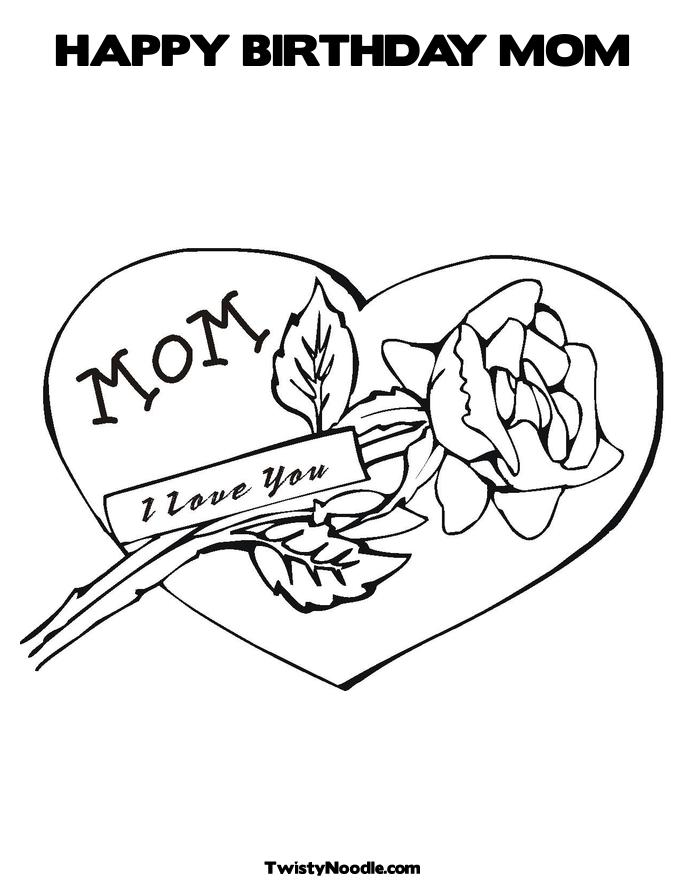 happy birthday mom drawings ; happy-birthday-drawing-images-1
