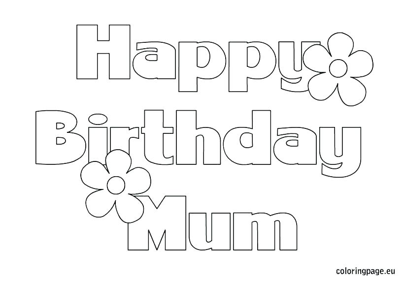 happy birthday mom pictures to color ; happy-birthday-mom-coloring-pages-luxurious-images-10