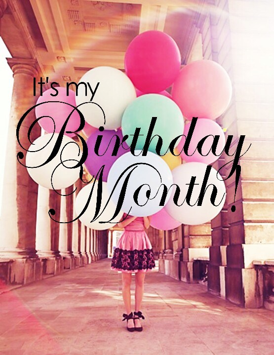 happy birthday month ; a485886d1d352054f2bc14432cd11955