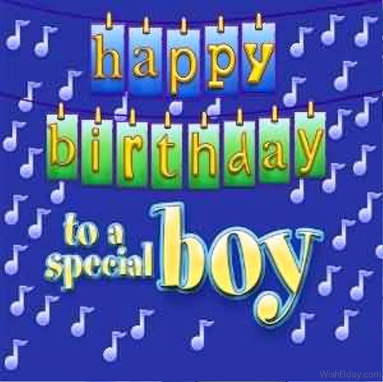 happy birthday my boy ; Happy-Birthday-To-A-Special-Boy-My-Dear