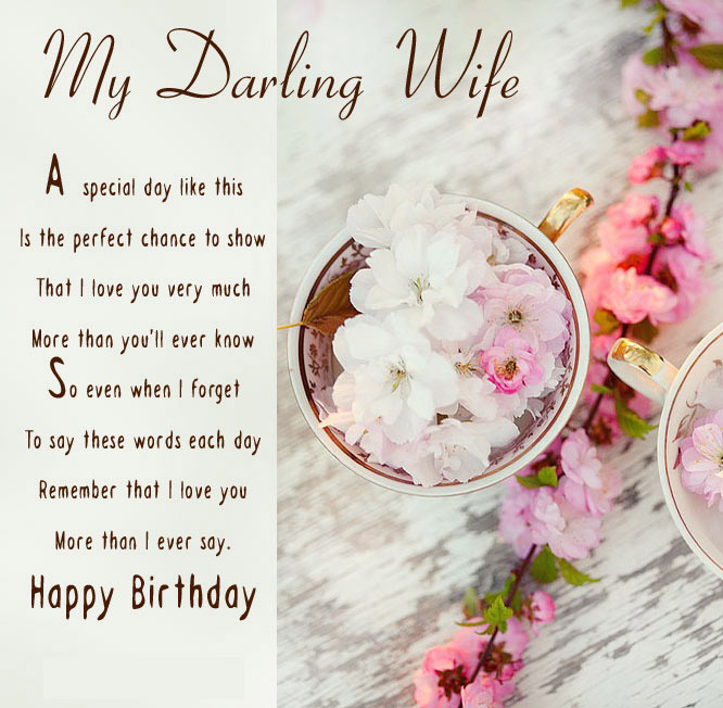 happy birthday my darling ; My-Darling-Wife-Happy-Birthday