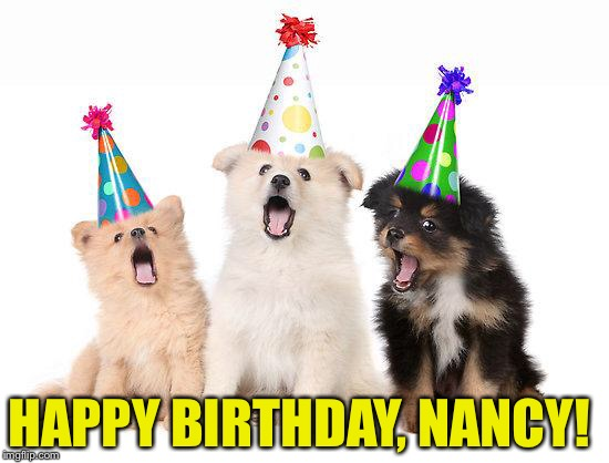 happy birthday nancy meme ; 1c0ofe