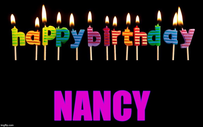happy birthday nancy meme ; 1u6jbn