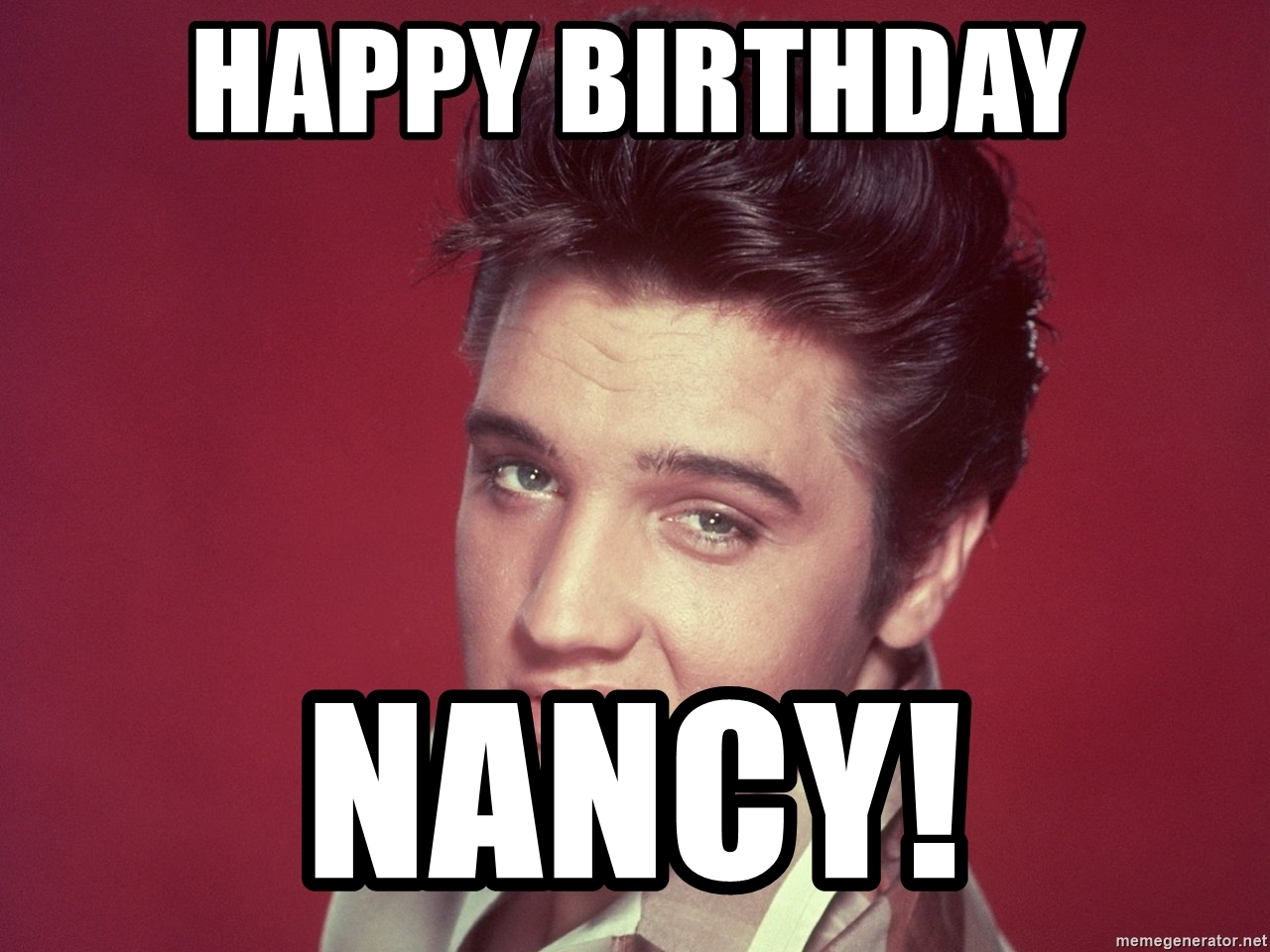 happy birthday nancy meme ; 67171754