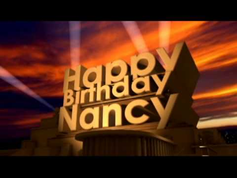 happy birthday nancy meme ; hqdefault