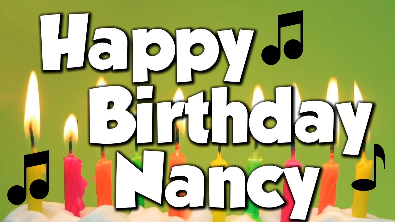 happy birthday nancy meme ; maxresdefault