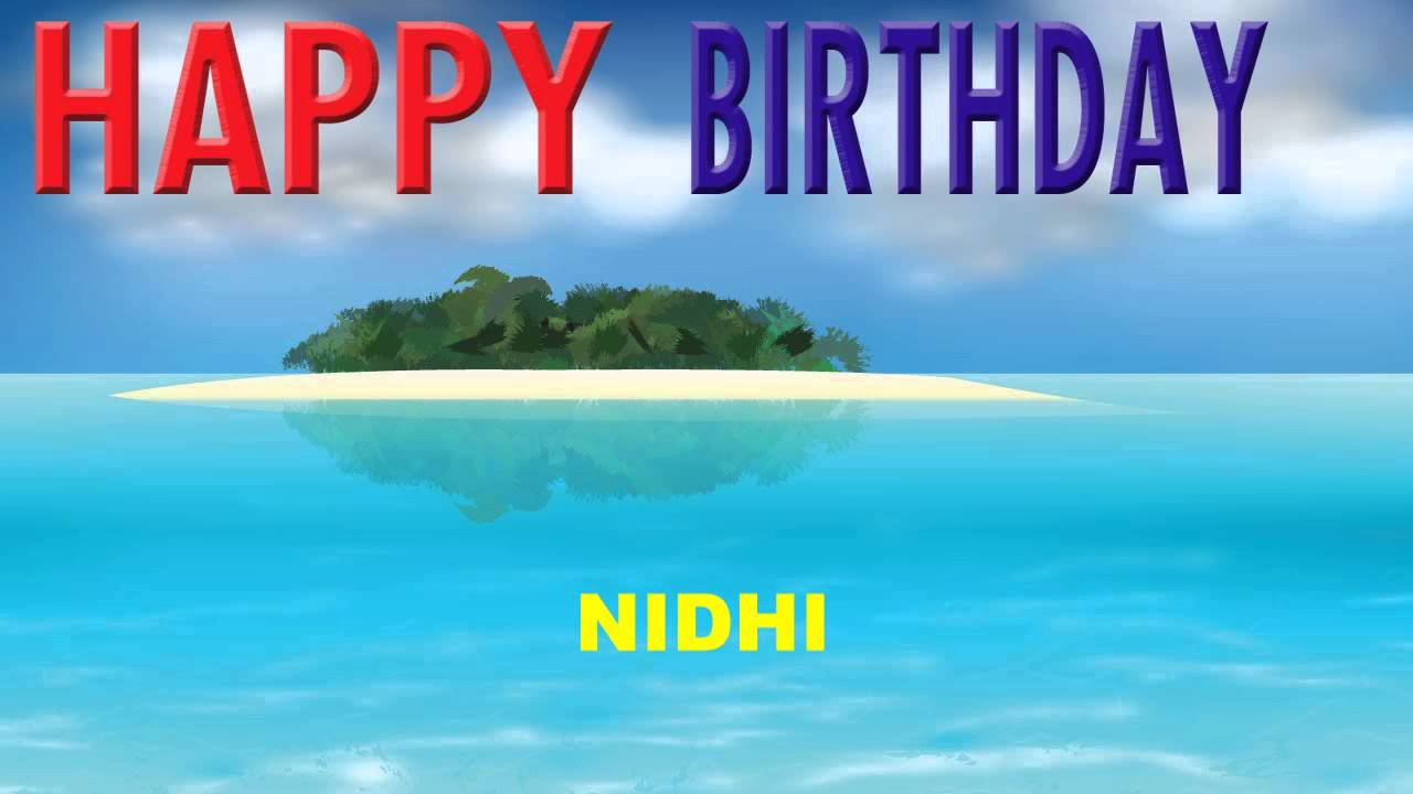 happy birthday nidhi wallpaper ; maxresdefault